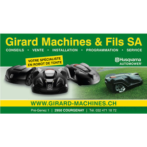 Girard Machines & Fils SA